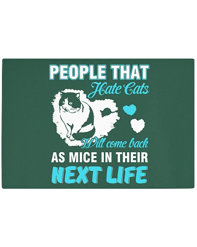 Cat Lover - cats mice next life