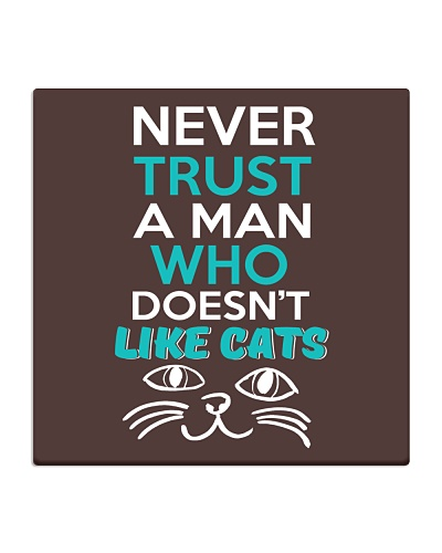 Cat Lover - man like cats