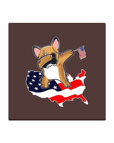 Fawn French Bulldog Dog Dabbing Dab Dance