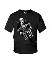 Motorcycles Youth T-Shirt thumbnail
