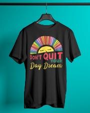 Vintage Sun Sleep Don't Quit Your Day Dream Classic T-Shirt lifestyle-mens-crewneck-front-3