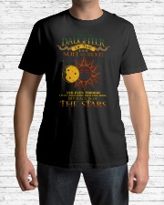 I Am The Daughter Of The Sun And Moon Classic T-Shirt lifestyle-mens-crewneck-front-1