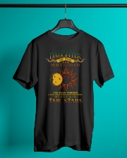 I Am The Daughter Of The Sun And Moon Classic T-Shirt lifestyle-mens-crewneck-front-3
