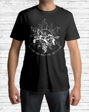 Sun On A Dark Desert Highway Cool Wind In My Hair Classic T-Shirt lifestyle-mens-crewneck-front-1
