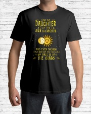 I Am The Daughter Of The Sun And Moon And Even Classic T-Shirt lifestyle-mens-crewneck-front-1