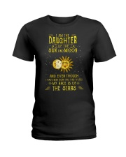 I Am The Daughter Of The Sun And Moon And Even Ladies T-Shirt thumbnail