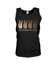 Together We Can Unisex Tank thumbnail