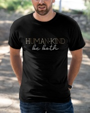 Human Kind Classic T-Shirt apparel-classic-tshirt-lifestyle-front-50