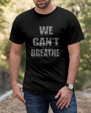 We Can't Breathe Classic T-Shirt apparel-classic-tshirt-lifestyle-front-53
