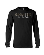 Be both Long Sleeve Tee tile