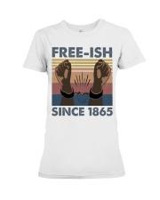Freeish Since 1865 Premium Fit Ladies Tee thumbnail
