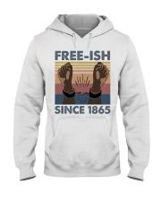 Freeish Since 1865 Hooded Sweatshirt thumbnail