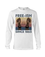 Freeish Since 1865 Long Sleeve Tee thumbnail