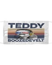 US Beer Teddy Boozedevelt Cloth face mask thumbnail