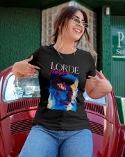 Lorde Album Cover Melodrama Ladies T-Shirt apparel-ladies-t-shirt-lifestyle-01