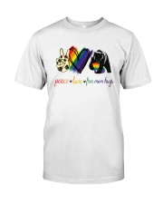 Mom Hugs Classic T-Shirt front