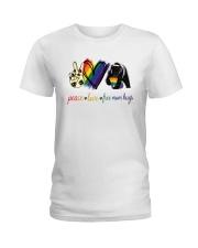 Mom Hugs Ladies T-Shirt thumbnail