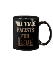 Will Trade Racists For Love Mug thumbnail