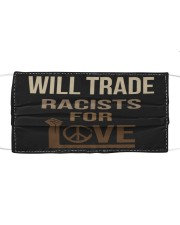 Will Trade Racists For Love Mask tile