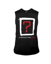 Where Is The Love  Sleeveless Tee thumbnail