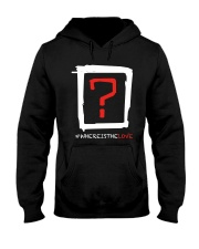 Where Is The Love  Hooded Sweatshirt thumbnail