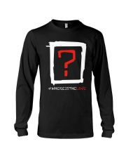 Where Is The Love  Long Sleeve Tee thumbnail