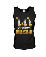 You wouldn't Understand Unisex Tank thumbnail