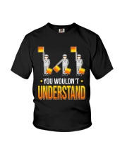 You wouldn't Understand Youth T-Shirt thumbnail