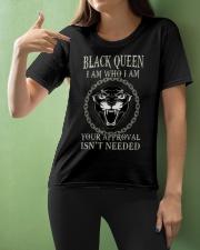Black Queen Ladies T-Shirt apparel-ladies-t-shirt-lifestyle-front-10