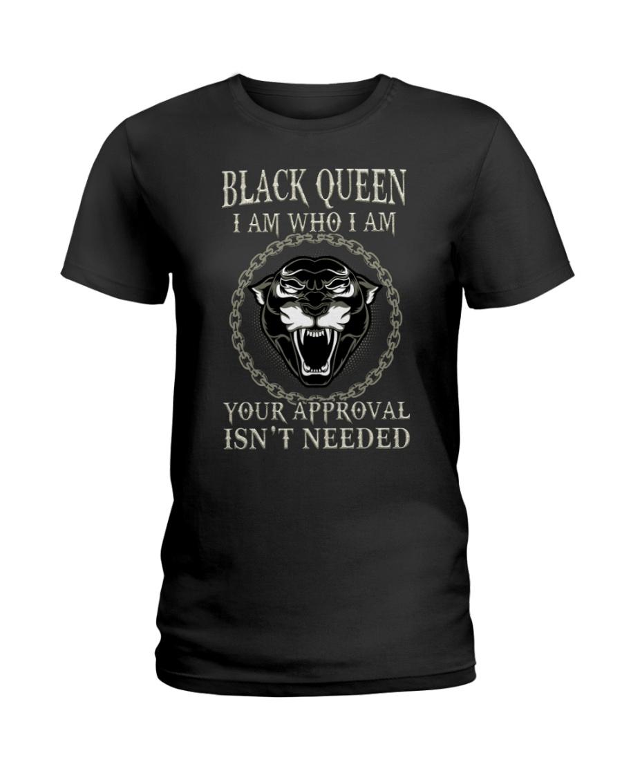 Black Queen Ladies T-Shirt