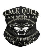 Black Queen Neck Gaiter thumbnail
