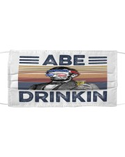 US Beer Abe Drinkin Cloth face mask thumbnail