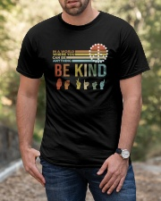 Be Kind Classic T-Shirt apparel-classic-tshirt-lifestyle-front-53