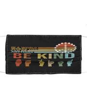 Be Kind Cloth face mask thumbnail