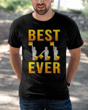Best Ever Scout Dad Classic T-Shirt apparel-classic-tshirt-lifestyle-front-50