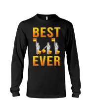 Best Ever Scout Dad Long Sleeve Tee thumbnail