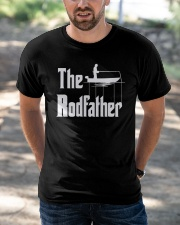The Rodfather Classic T-Shirt apparel-classic-tshirt-lifestyle-front-50