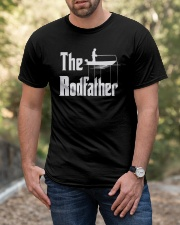 The Rodfather Classic T-Shirt apparel-classic-tshirt-lifestyle-front-53