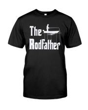 The Rodfather Classic T-Shirt front