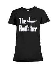The Rodfather Premium Fit Ladies Tee thumbnail