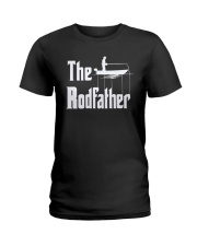 The Rodfather Ladies T-Shirt thumbnail