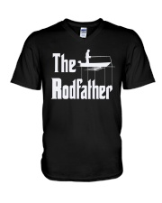 The Rodfather V-Neck T-Shirt thumbnail