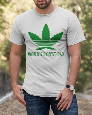 Azizas World's Dopest Dad Classic T-Shirt apparel-classic-tshirt-lifestyle-front-53