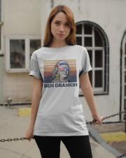 US Beer Ben Drankin Classic T-Shirt apparel-classic-tshirt-lifestyle-19