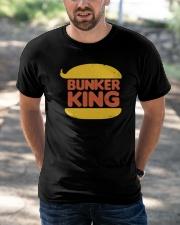 Trump Bunker King Classic T-Shirt apparel-classic-tshirt-lifestyle-front-50