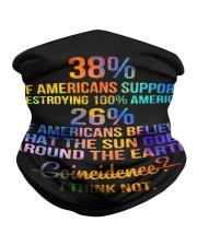 38pct of Americans  Neck Gaiter thumbnail