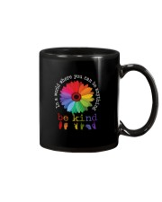 Be Kind Flower Mug thumbnail