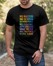No Racism Classic T-Shirt apparel-classic-tshirt-lifestyle-front-53