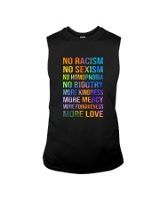 No Racism Sleeveless Tee thumbnail