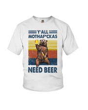 We need beer Youth T-Shirt thumbnail